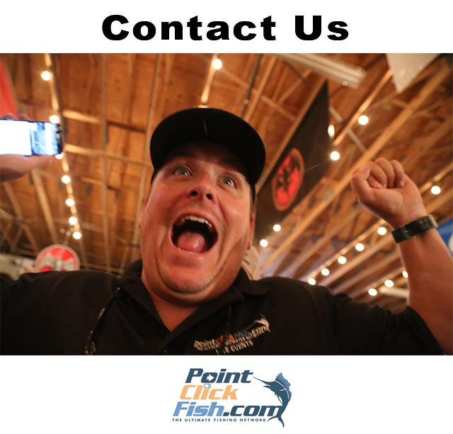 Contact PointClickFish - We love to hear from YOU