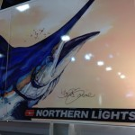 "Northern Lights Generator ""Work of Art"" campaign with Steve Goione"