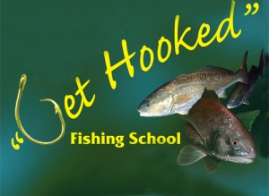 Get Hooked Fishing School at the North Carolina Aquarium at Pine Knoll Shores