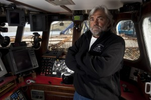 """Capt. """"Wild"""" Bill Wichrowski of Discovery Channel's hit Deadliest Catch. Photo Courtesy of Discovery Channel"""